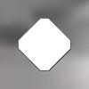 14.1 x 16.3 45° Cutout