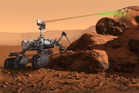 Mars Rover Body Image