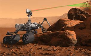 Mars Rover Thumb