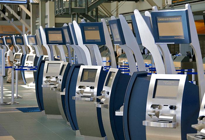 ATM Retail Hardware