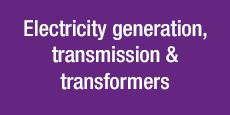 Electricity generation and transformers