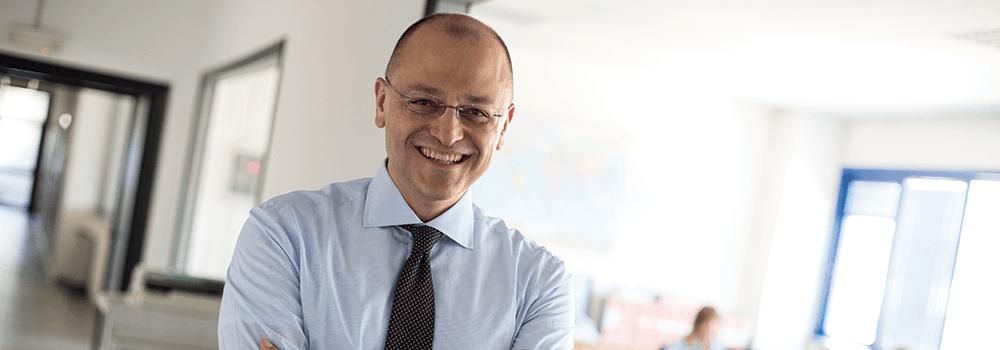 Carlo Perini CEO Award