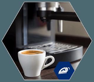 Brown Goods Coffee Machine