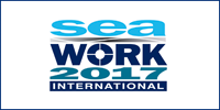 Website home Seawork 2017
