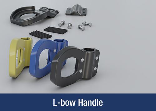 L-bow Handle
