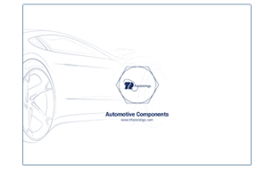 TR Automotive Brochure