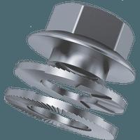 Wedge Lock Nut Image 2