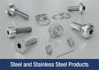 Steel and Stainless Steel