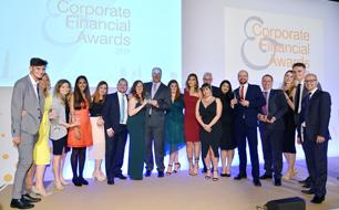 Corp and Financial Silver Award thumb