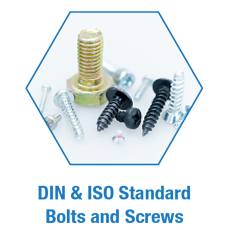 Standard Bolts and Screws