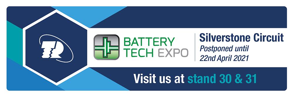 Battery Tech Expo April 2021
