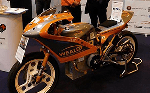 Phil E Weald Tech Bike
