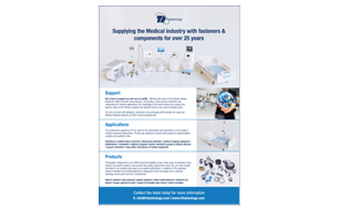 TR Fastenings Medical Flyer