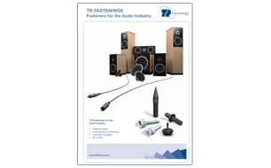 TR Audio Industry Brochure