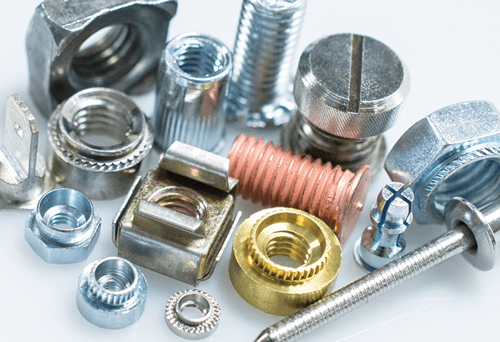 Fasteners For The Sheet Metal Industry