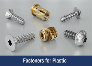 Fasteners for Plastic V2