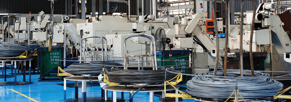 PSEP Manufacturing