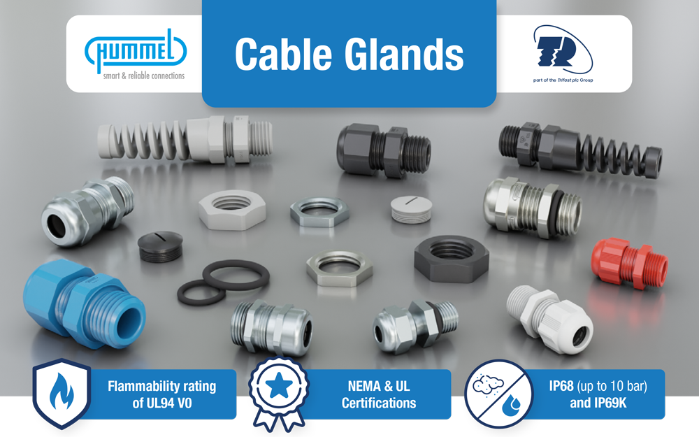 TR Cable Glands group of products