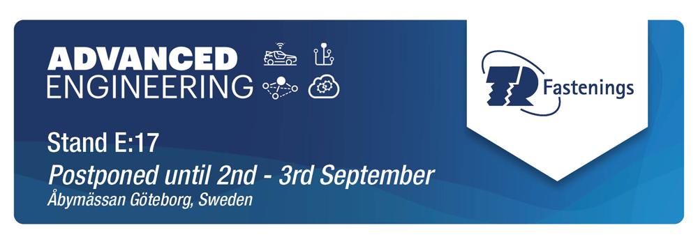 Advanced Engineering Gothenburg 2020