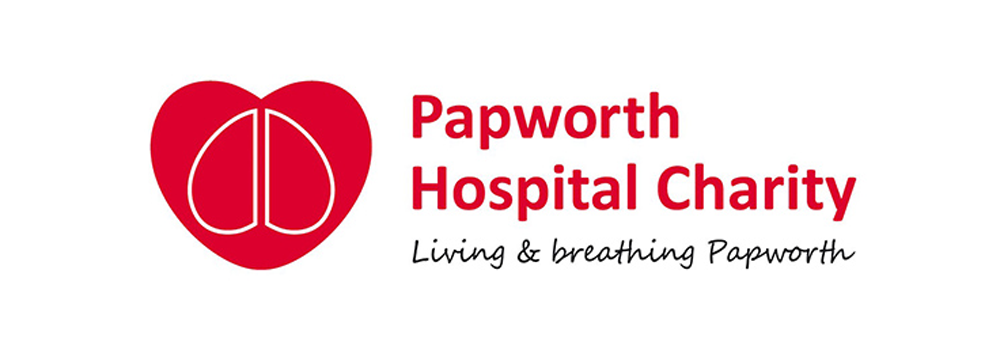Papworth Hospital Charity logo