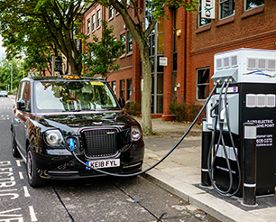 London EV Future BLACK CAB THUMB