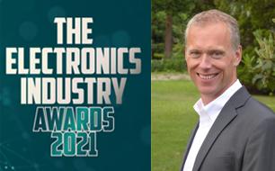 Electronics industry award
