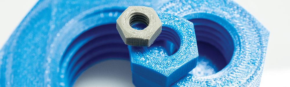 3D Printer Header