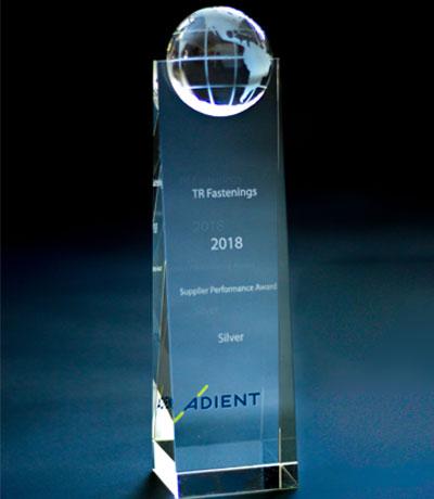 Adient award embedded image