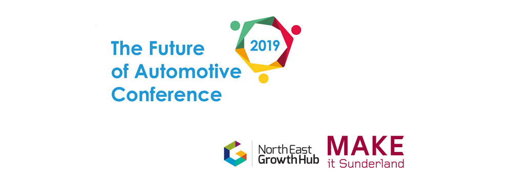 The Future of Automotive Conference Header