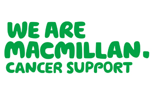 Macmillan cancer support thumb