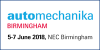 Automechanika Birmingham 2018 Home page