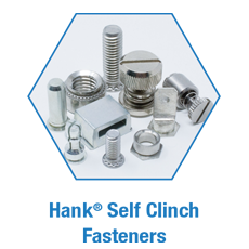 Hank Self Clinch Fasteners