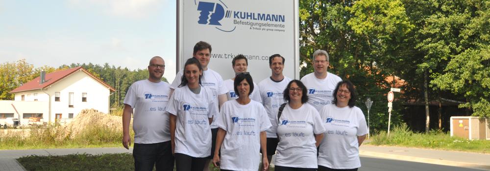 TR Kuhlmann Run Header