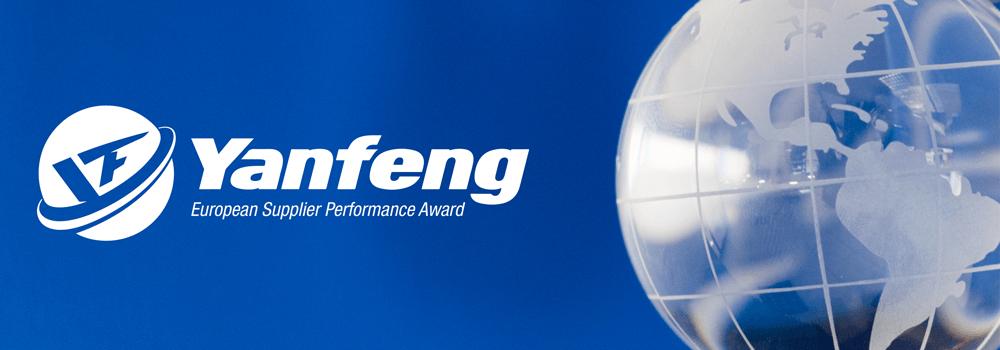 Tr Fastenings Wins Prestigious Award From Yanfeng